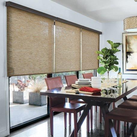 ¿Cuáles son las ventajas que me dan las cortinas tipo roller?