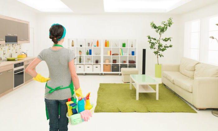 ¿Cómo se puede lograr una limpieza completa en casa?