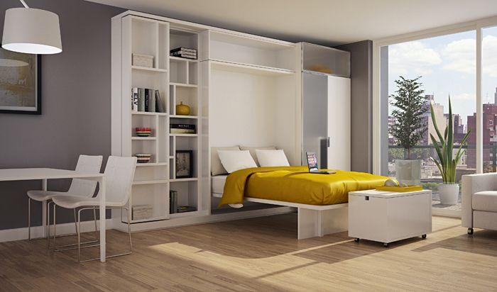Muebles funcionales, la solución para ambientes reducidos